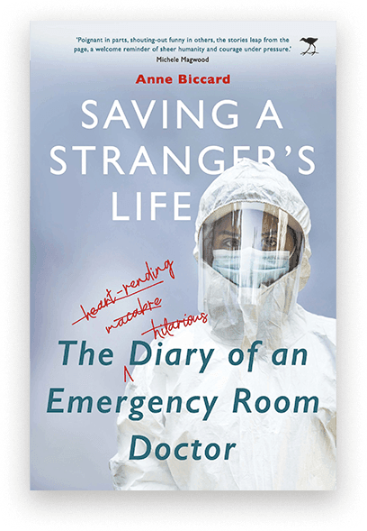 Saving-a-Strangers-Life-Book-Cover